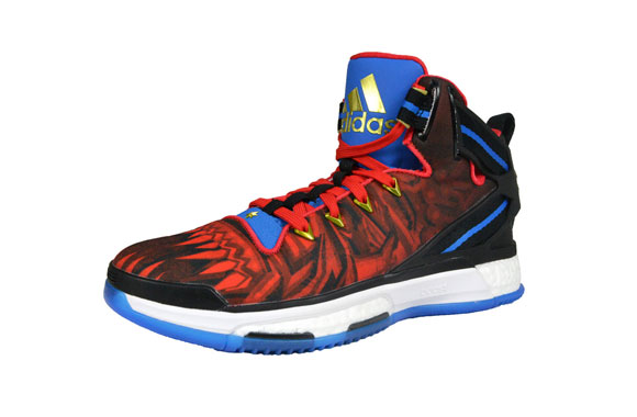 adidas/アディダス D ROSE 6 BOOST バスケットシューズ デリック・ローズ