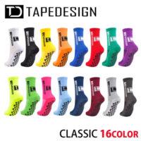 TAPEDESIGN/テープデザイン クラシック グリップソックス